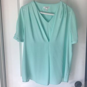 Medium mint green blouse from Charming Charlie's